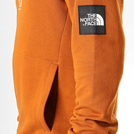 The North Face - Sweat Capuche Fine Alpine 3XY3 Camel