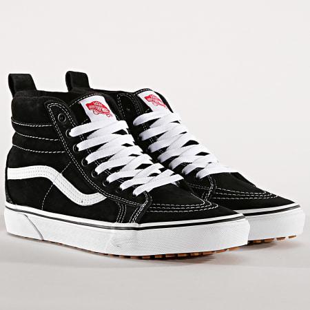 Vans - Baskets Sk8 Hi MTE A4BV7DX6 Black True White