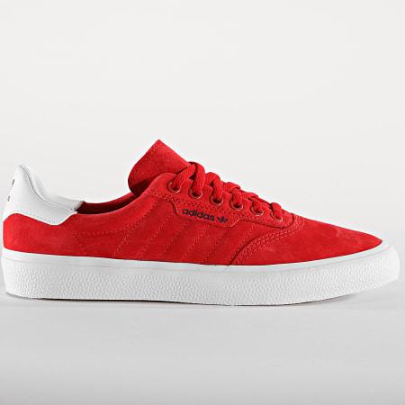 adidas - Baskets 3MC EE6085 Scarlet Footwear White Collegiate Navy