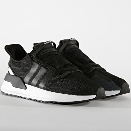 adidas - Baskets U Path Run EE7161 Core Black Footwear White
