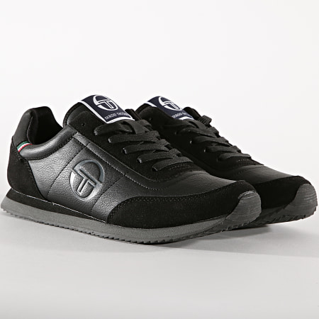 Sergio Tacchini - Baskets Nantes MIX STM923210 Black