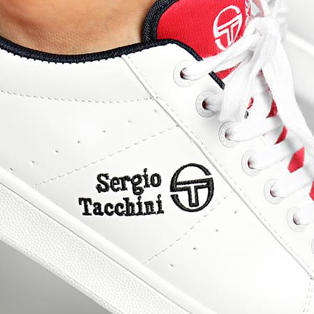 Sergio Tacchini - Baskets Gran Mac Special LTX STM924000 White Navy
