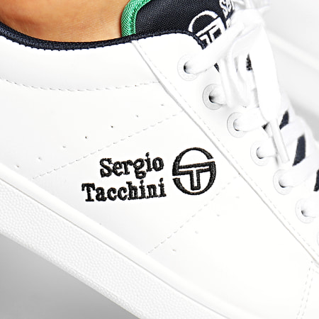 Sergio Tacchini - Baskets Gran Mac Special LTX STM924000 White Green