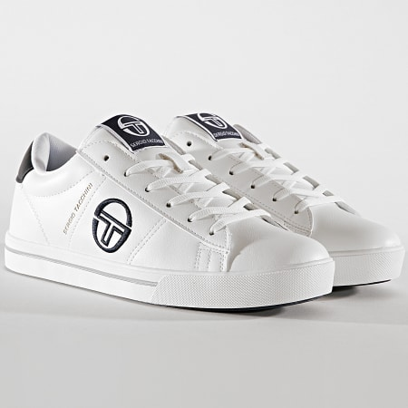 Sergio Tacchini - Baskets Now Low LTX STM928615 White Navy