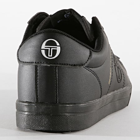 Sergio Tacchini - Baskets Now Low LTX STM928615 Total Black