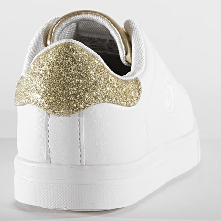 Sergio Tacchini - Baskets Femme For Her Glitter STW928900 White Gold
