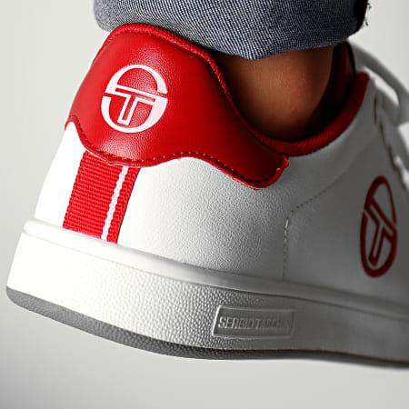 Sergio Tacchini - Baskets Gran Torino LTX STM924104 White Dark Red