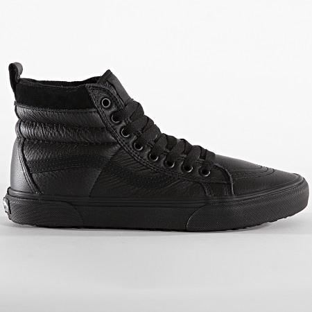 Vans - Baskets Sk8 Hi MTE 4BV7XKN Leather Black