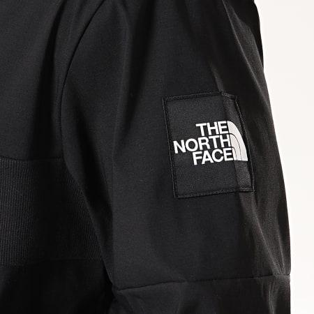 The North Face - Veste Col Zippé Capuche Pullon 3Y11 Noir