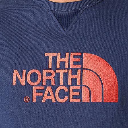 The North Face - Sweat Crewneck Drew Peak 2ZWR Bleu Marine