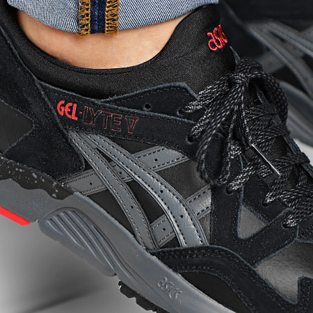 Asics - Baskets Gel Lyte V 1191A310 Black Carrier Grey