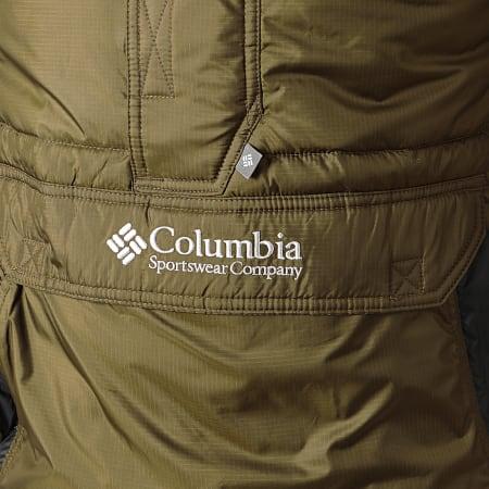Columbia - Veste Outdoor Lodge 1864422 Vert Kaki Bleu Marine