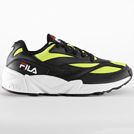Fila - Baskets V94M Venom Low 1010255 Black Acid Lime