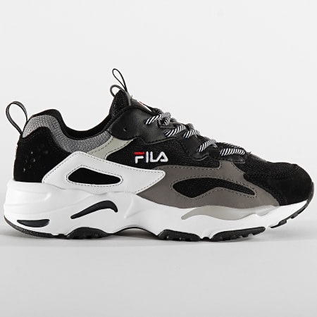 Fila - Baskets Ray Tracer 1010685 Black White