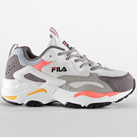 Fila - Baskets Femme Ray Tracer 1010686 Marshmallow Sugar Coal
