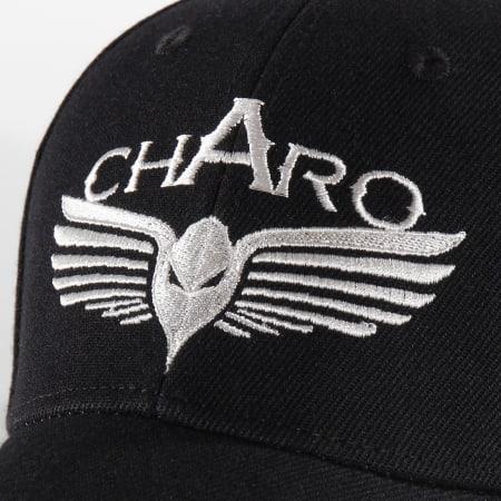 Charo - Casquette Night Noir