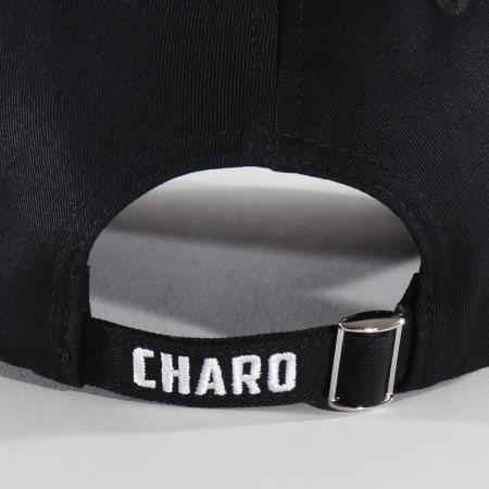 Charo - Casquette Heatwave Noir