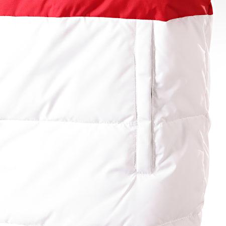 Armani Exchange - Doudoune A Bandes 6GZB05-ZNHYZ Noir Rouge Blanc