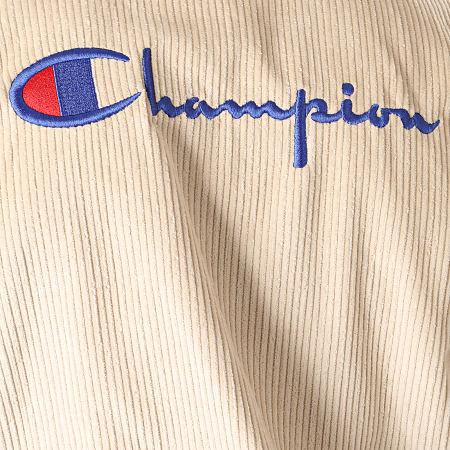 Champion - Veste Zippée 213692 Beige