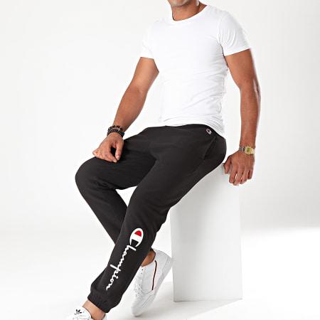 Champion - Pantalon Jogging 111578 Noir