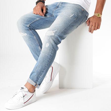 Tommy Hilfiger Jeans - Jean Slim Modern Tapered TJ 1988 6985 Bleu Denim