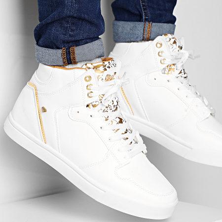 Cash Money - Baskets CMS13 Majesty White Gold