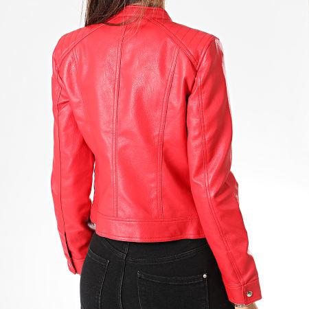Vero Moda - Veste Femme Sheena Rouge