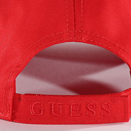 Guess - Casquette AW8157 Rouge