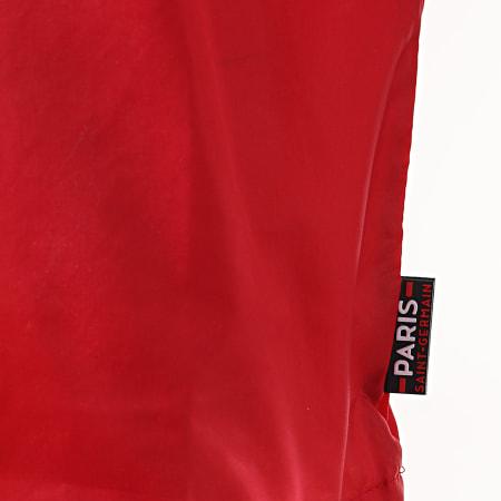 PSG - Coupe-Vent Enfant PSG P13110 Bleu Marine Rouge