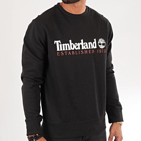Timberland - Sweat Crewneck Core Established 1Y3B Noir