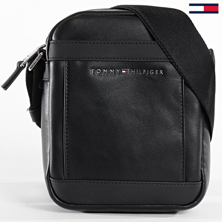 Tommy Hilfiger - Sacoche Metro Mini Reporter 5437 Noir