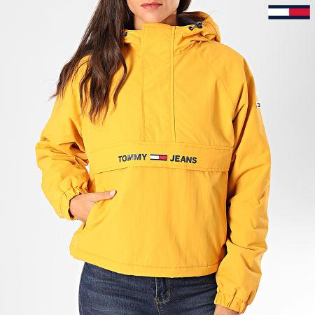 Tommy Hilfiger Jeans - Veste Outdoor Femme Padded Popover 7449 Jaune