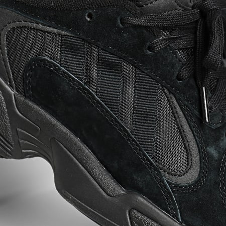 adidas - Baskets Yung-1 G27026 Core Black Carbon
