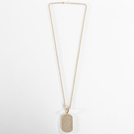 California Jewels - Pendentif PN3487 Doré
