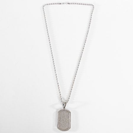 California Jewels - Pendentif PN3487 Argenté