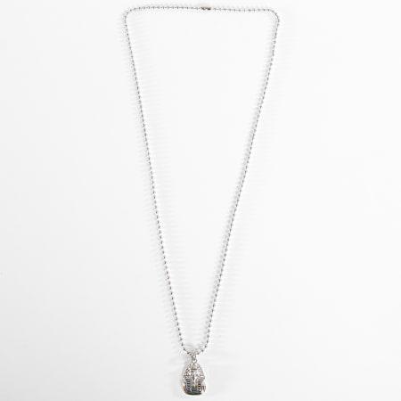 California Jewels - Pendentif PN3001 Argenté