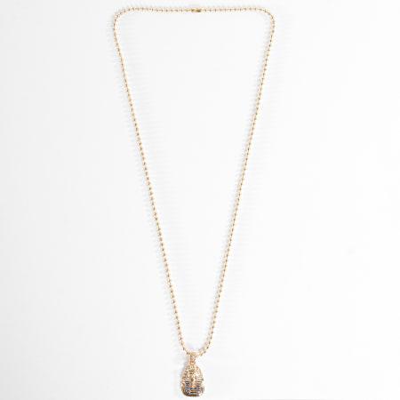 California Jewels - Pendentif PN3001 Doré