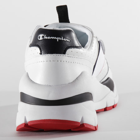 Champion - Baskets Honor Leather S21164 White