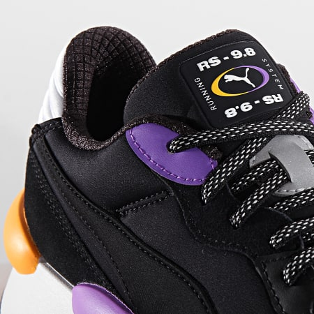 Puma - Baskets RS 9.8 Gravity Puma Black Purple Glimmer