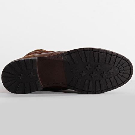 Redskins - Boots Epine YO24147 Cognac