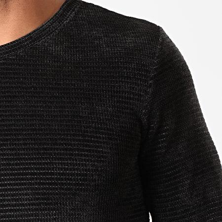 Terance Kole - Pull Oversize 1390 Noir