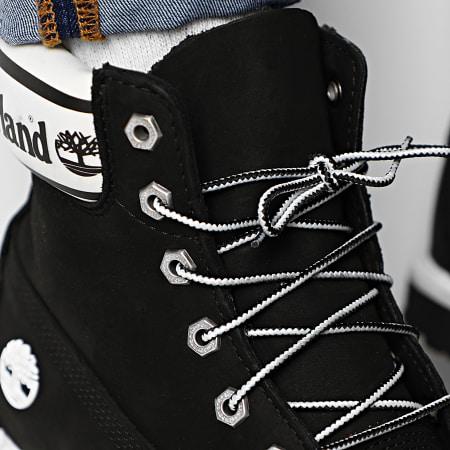 Timberland - Boots Femme 6 Inch Premium Waterproof A2314 Black Nubuck