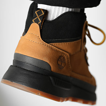Timberland - Boots Field Trekker Low Hiker A1ZQH Wheat Nubuck