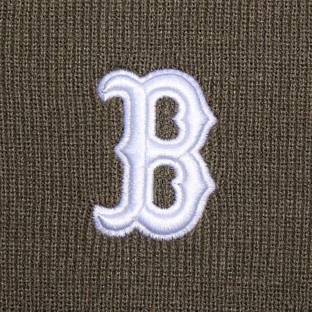 '47 Brand - Bonnet MVP Boston Red Sox Vert Kaki