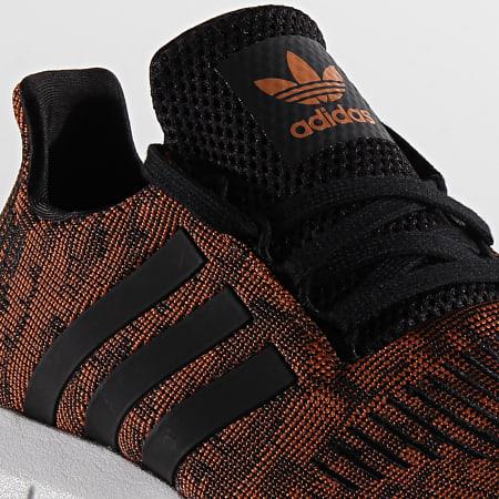 adidas - Baskets Swift Run EE7215 Tech Copper Core Black Footwear White