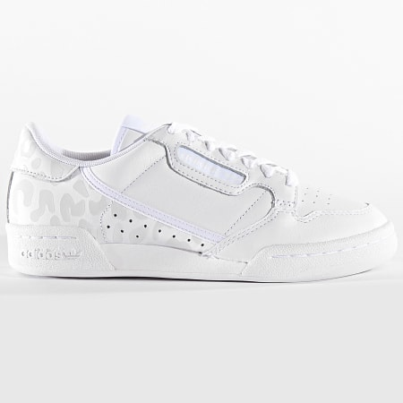 adidas - Baskets Femme Continental 80 EH2621 Footwear White Cryogenic White Core Black