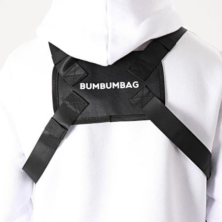 BumBumBag - Sacoche Poitrine Mini Ice Bucket Noir