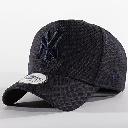 New Era - Casquette Team Tonal A-Frame 12040205 New York Yankees Bleu Marine