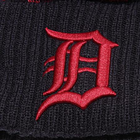 New Era - Bonnet Sport Knit 12040380 Detroit Tigers Bleu Marine