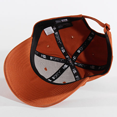 New Era - Casquette 9Forty Flagged 12040475 Caramel